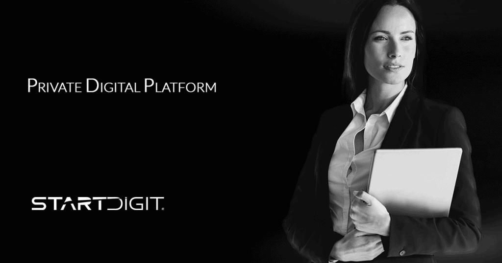 Priavate Digital Platform Startdigit